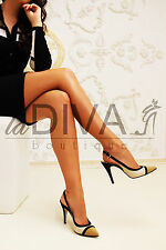NILA & NILA ~ Italy Business Pumps beige natur schwarz 39 Leder Slingbacks Heels