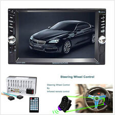 """6.6"""" Touch Screen 2DIN Autoradio MP5 Bluetooth Touch Screen multimediale USB AUX"""