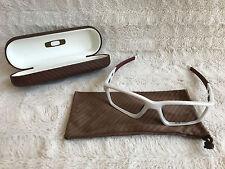 Oakley RX Eyeglasses Glasses Frame CROSSLINK Pearl OX8031-0455 [55-18-140]