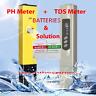 Digital Ph Meter + TDS Tester Hydroponic Pool Water Aquarium Pocket Portable NEW