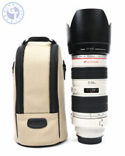Canon EF 70-200mm f/2.8L USM Lens - UK MODEL