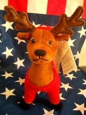 HRC Hard Rock Cafe Universal Ci Christmas 2002 Reindeer Renntier LE60 Herrington