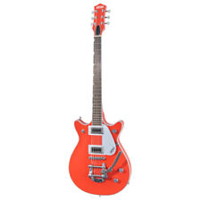 GRETSCH G5232T Electromatic Double Jet FT TRD ❙ E-Gitarre ❘ Bigsby ❘ Tahiti Red
