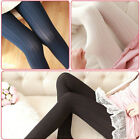 Fashion Winter Women Thick Tights Knit Pantyhose Tights Warm Cotton Stockings