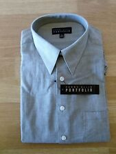 Perry Ellis Portfolio Shirt Size 15 1/2 - 34/35