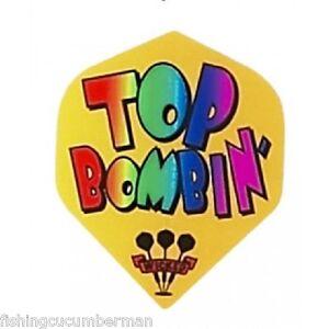 "RUTHLESS ""TOP BOMBIN"" DART FLIGHTS"