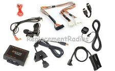 Honda/Acura Sirius XM satellite radio kit +iPod/Bluetooth/Aux/USB Interface TEXT