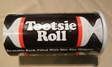 Tootsie Roll 4oz Bank with Candy Brand New Factory Sealed Ships Free in US