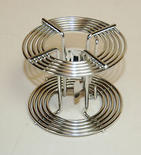 Hewes Stainless Steel Spiral-120mm with 1 inch core