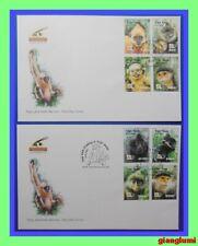 Vietnam FDC Primates in Vietnam