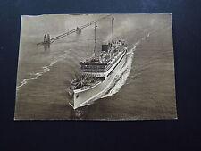 Postcard Ansichtkaart Nederland Netherlands Baloeran Postagent Batavia 1931