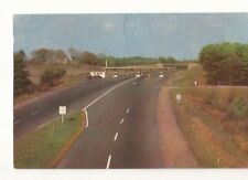 Postcard ME Maine Turnpike Toll Booth c. 1940's ME3