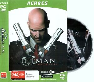 Hitman Contracts PC Game