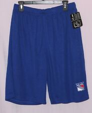 Majestic New York Rangers Primary Logo Shorts S