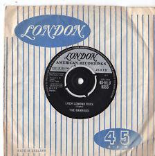 """Ramrods - Loch Lomond Rock 7"""" Single 1961"""