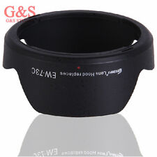 Eirmai Ew-73c Lens Hood for Canon 10-18 mm F / 4.5-5.6 Lens