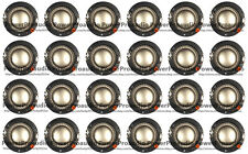 24PCS Diaphragm For JBL 2420 2421 2425 2426 2427 2461 2470 Aft 16 ohm Diaphragm