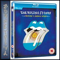 BRIDGES TO BUENOS AIRES - THE ROLLING STONES  BRAND NEW BLURAY REGION FREE **