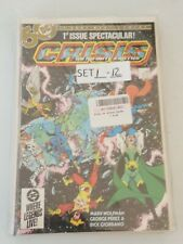 Crisis on infinite earths 1-12 nm
