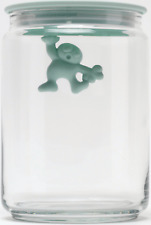 Alessi Gianni Storage Jar Medium Mint Shake AMDR05 MS