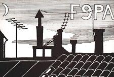 X1 Carte QSL Radio Amateur Opérateur F9PA de Patrick ACKERMANN a NEVERS