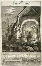 1593 Natalis - Master Engraving - Nativity The Birth of Christ [1620]