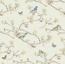 98122 neutral Kira Holden Decor Bloomsbury Wallpaper
