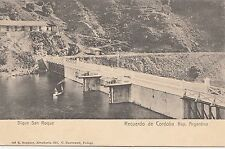 B81982 dique san roque recuredo de cordoba argentina front/back image
