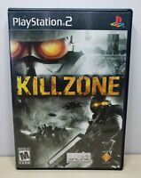 Killzone - Sony PlayStation 2, 2004 - Complete & Tested