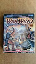 War Wind PC Big Box Edition