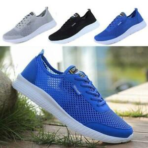 Men Casual Mesh Water Shoes Running Sneaker Breathable Summer Beach Sneaker CHIC