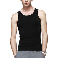 Fashion Men's Tee Shirt Slim Fit V-Neck Short Sleeve Muscle Casual Tops T Shirts