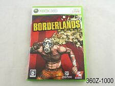 Borderlands 1 Xbox 360 Japanese Import Xbox360 Japan JP US Seller