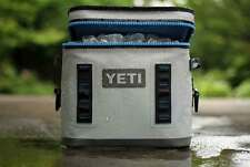 New! YETI Flip 12 Leakproof Cooler | Gray & Blue 100% Authentic  FREE Shipping