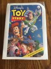 1996 McDonalds Disney Masterpiece Collection Figurines-Toy Story