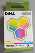 NEW Dell Series 7 AIO 966 968 Color Ink Cart DH829