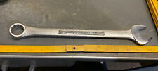 "Vintage Craftsman 44705 1"" 12 Point Combination Wrench! BF Japan! Decent Shape"
