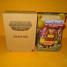 2014 MATTEL MOTU HE-MAN MASTERS OF THE UNIVERSE CLASSICS SWEET BEE (SHE-RA) MOC