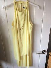 Yellow summer dress size 10 *NEW*