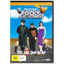 DVD ADVENTURES OF ROCKY & BULLWINKLE, THE Special Features OPEN ALL REGION [BNS]