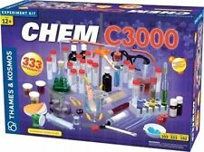 Thames & Kosmos Chemistry Experiment Kit: Advanced Level Chemistry Set