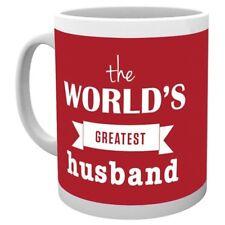 10oz Valentines World's Greatest Husband Mug - Worlds