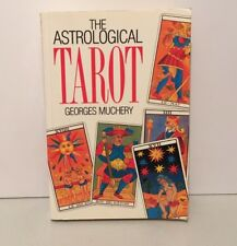 The Astrological Tarot by Georges Muchery Book Paperback