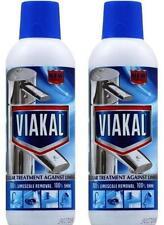2 x Viakal Viakel Powerful Limescale Remover 500ml - Brilliant Limescale Removal