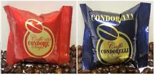 150 CAPSULE COMPATIBILI NESPRESSO Offerta 2 Gusti Rossa+Blu Oro Caffè Condorelli