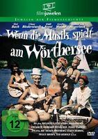 WENN DIE MUSIK SPIELT AM WOERTHERSEE - GRIMM,HANS/VIVI BACH   DVD NEU