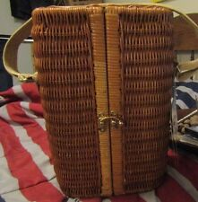 Picnic Time Bacchus Wine Basket 200-65 - Thermoguard Insulation - New With Tags