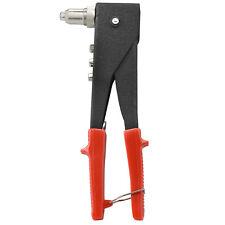 2-Way Hand Riveter | Manual Pop Rivet Gun Heavy Duty Two Tool Repair 40 Rivets