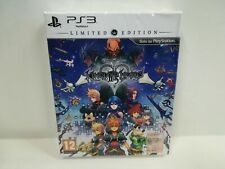 KINGDOM HEARTS HD 2.5 REMIX PS3, NUOVO SIGILLATO, NEW SEALED, RARO, RARE