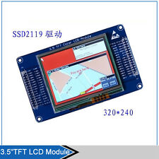 """3.5"""" 262k TFT[ Color Display 240*320 LCD module with Touch Panel on PCB"""